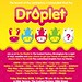 DROPLET Launch Show Flyer