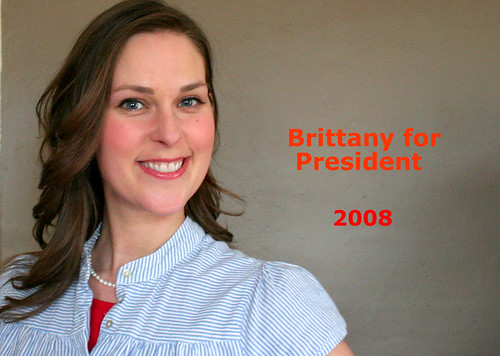 brittany for president