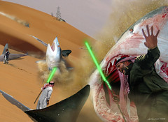 Saudi Arabian Area 51 Oil Sand Sharks (perfectlymadebirds) Tags: travel pakistan art speed star drive robot high ship tech space ufo aliens gravity desi oil sharks pakistani starfleet spaceship planetary hyper anti intergalactic naan ufos punjabi galactic pathan salwar spaceage kameez awesom dhol pathans dast perfectlymadebirds zabber