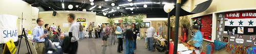 Overseas missions day at The King's Harbour Church, Redondo Beach, California, USA