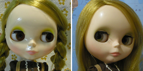 Extreme Makeover: Blythe Edition 1