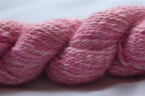 Silk/Alpaca/Cashmere Handspun