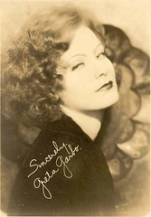 greta in sepia (Silver Screen Sirens) Tags: beauty vintage antique actress elegant camille sweeden talented silverscreen gretagarbo