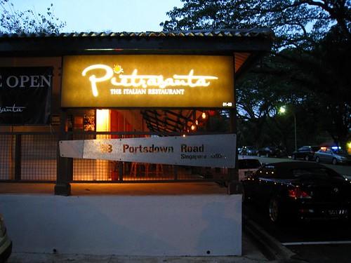 Pietrasanta Signboard