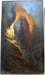 Art exhibition (eucharisto deo) Tags: art painting island capri campania naples stjames monastic monastry charterhouse certosa