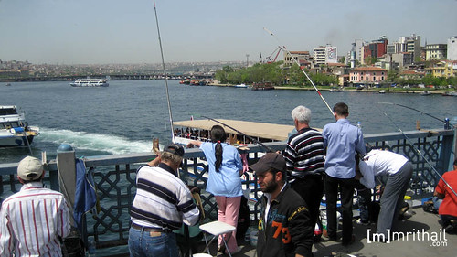 Istanbul - Bridge