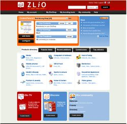 Zlio Screenshot