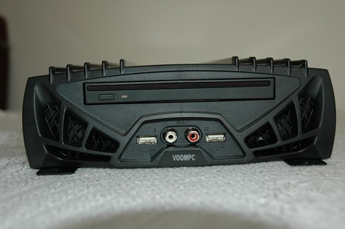 front view of voompc case