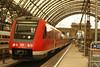 Class 612 at Dresden Hbf