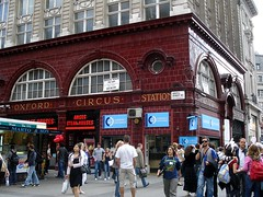 Picture of Oxford Circus Station