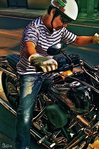 Harley-Davidson:HDR(3)