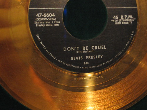 Graceland Gold Records