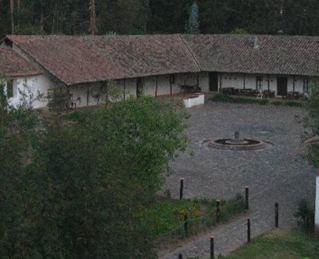 Ecuador-Hacienda-Courtyard