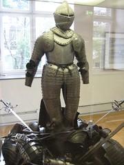Armor (unforth) Tags: art museum germany europe european cologne german armor swords weapons historymuseum armsandarmor platemail