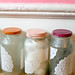 Lacy Storage Jars