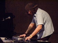 Prefuse 73 Was at the Whitney