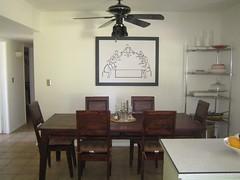 My New Phoenix House: Dining Room (in Kitchen) (alist) Tags: arizona house phoenix move alist arcadia robison alicerobison ajrobison