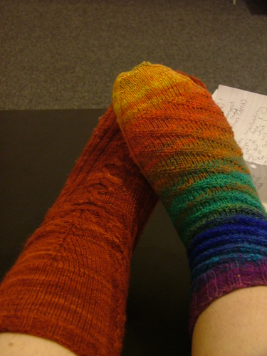 Noro RPMs one down!