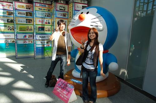 此行偶爾拍的日本妹