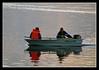 Two Men In A Boat (Jom Manilat) Tags: two lake men boat sweden lapland aficionados storavan aficinonados