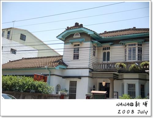 桂花香外觀-切角頂式屋頂