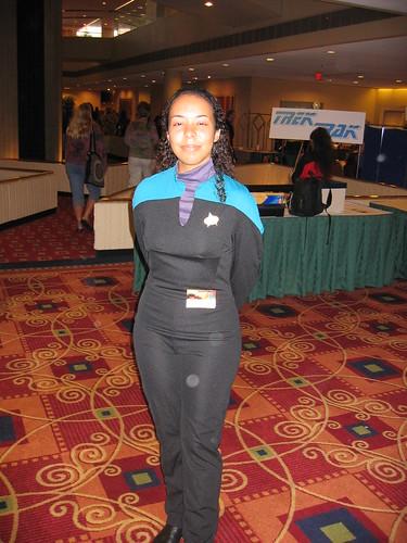 Starfleet officers pay