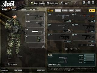 Combat Arms Pre-Open Beta