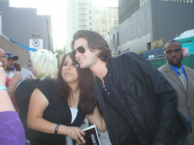 Ben Barnes at Jimmy Kimmel 2008 by suzegg
