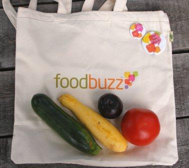 Foodbuzz Bag with