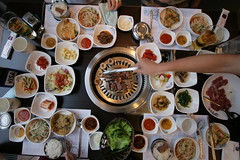 korean bbq (mintyfreshflavor) Tags: food singapore eating bbq explore korean esplanade