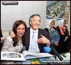 Cristina y Nestor se te cagan de risa en la cara