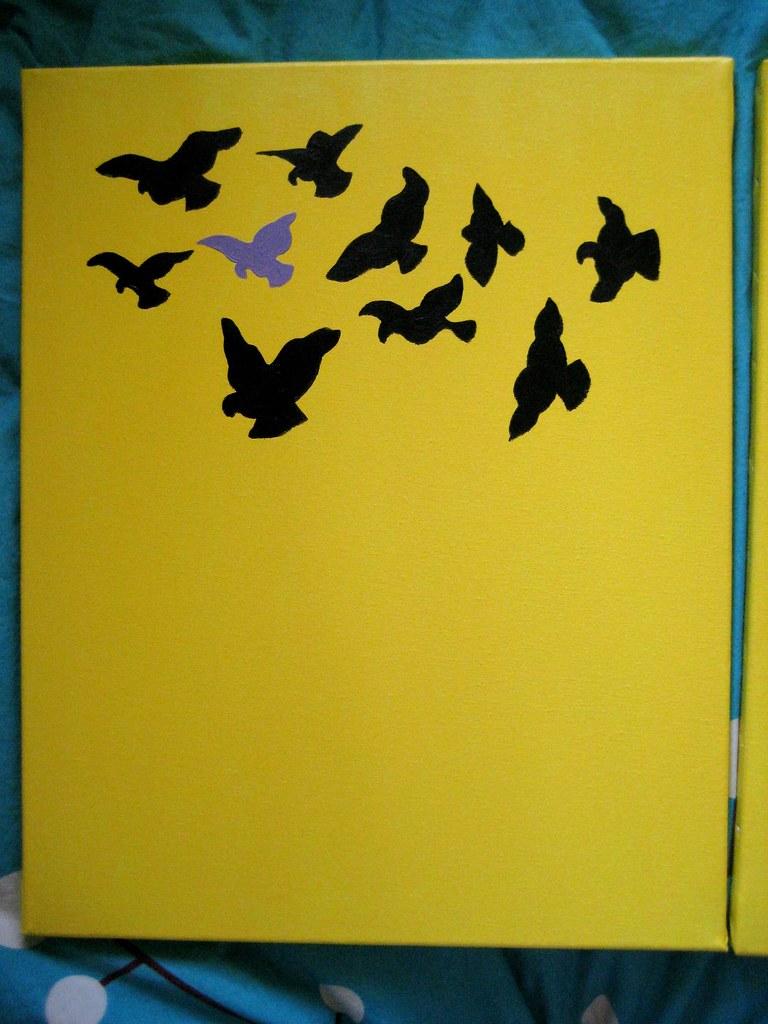 """FLIGHT"" (in yellow)"