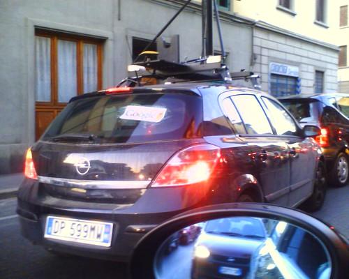 Streetview Italien