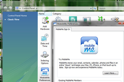 mobileme shouldnt be