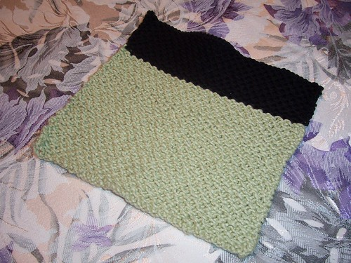 Chinese Waves Dishcloth