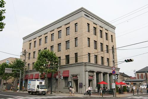 旧三菱銀行小樽支店 by RafaleM