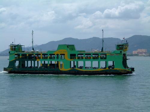 Penang-Butterworth Ferry