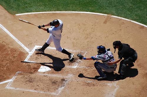 Jim Thome Home Run Swing 1