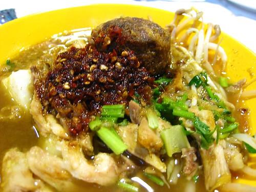Soto Ayam - Makansutra Street Food Masters 2008