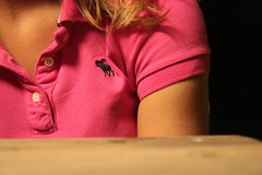 i'm so (brittnay.) Tags: lighting pink night time beth abercrombie polo fitch