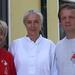 Sue Woodd, Marianne Plouvier & Ronnie Robinson