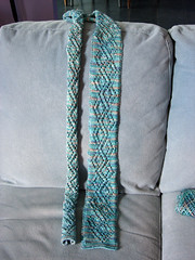 Glacier Diamonds Scarf - Long
