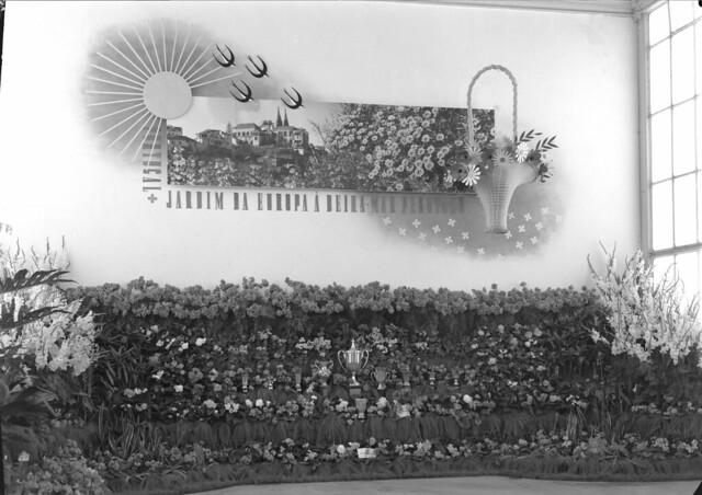 Exposição de Floricultura, Lisboa (M. Novais, 194...)