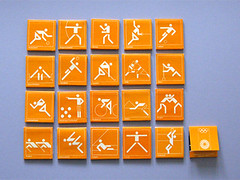 matchbook_orange_lrg (alnove) Tags: munich olympics 1972 otl aicher