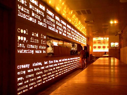 pop burger new york bar club burgers dj