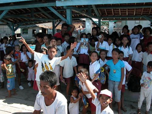 Children From Bungin Island