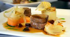 Icelandic Lamb (bjarnigk) Tags: hot restaurant iceland team reykjavik chefs icelandic bjarni grillrestaurant kristinsson reykjarvk uppskriftir