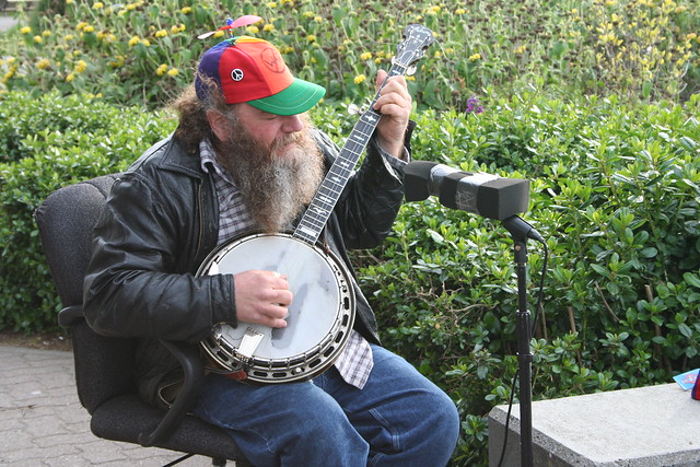 Rock 'n Roll Banjo
