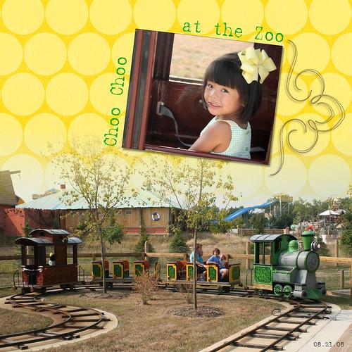 082208 Mia Choo  Choo at the zoo