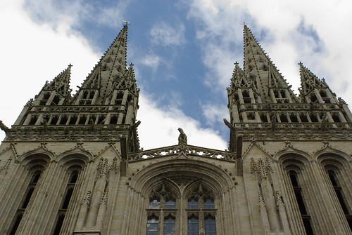Saint Corentin Cathedral - IMGP8813